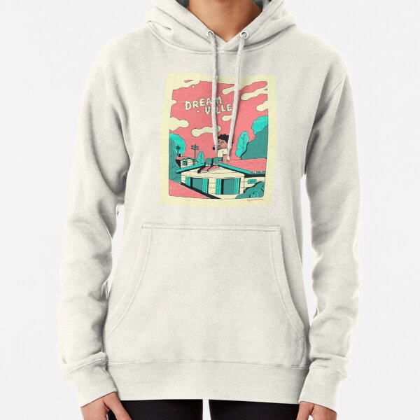 J Cole Dreamville Pullover Hoodie