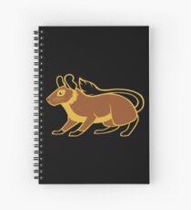 Degu Spiral Notebook