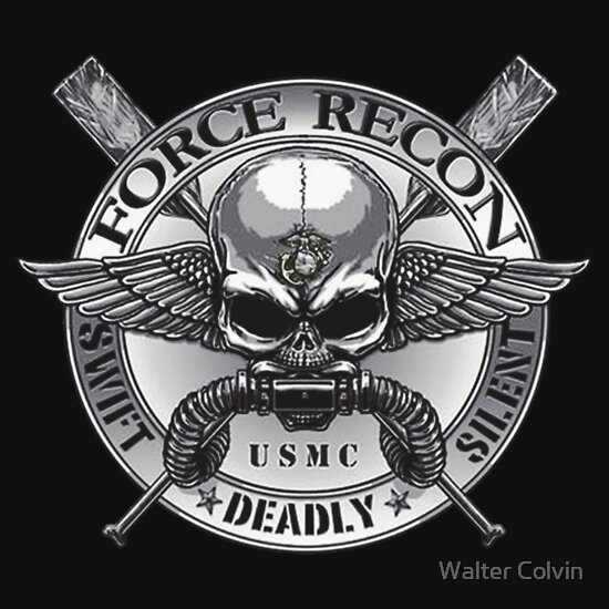 TShirtGifter presents: USMC Force Recon