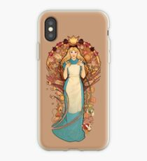 Curious and Curiouser iPhone Case