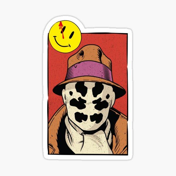 watchman - Rorschach Sticker