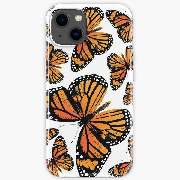 Monarch Butterflies   Monarch Butterfly   Vintage Butterflies   Butterfly Patterns    iPhone Soft Case