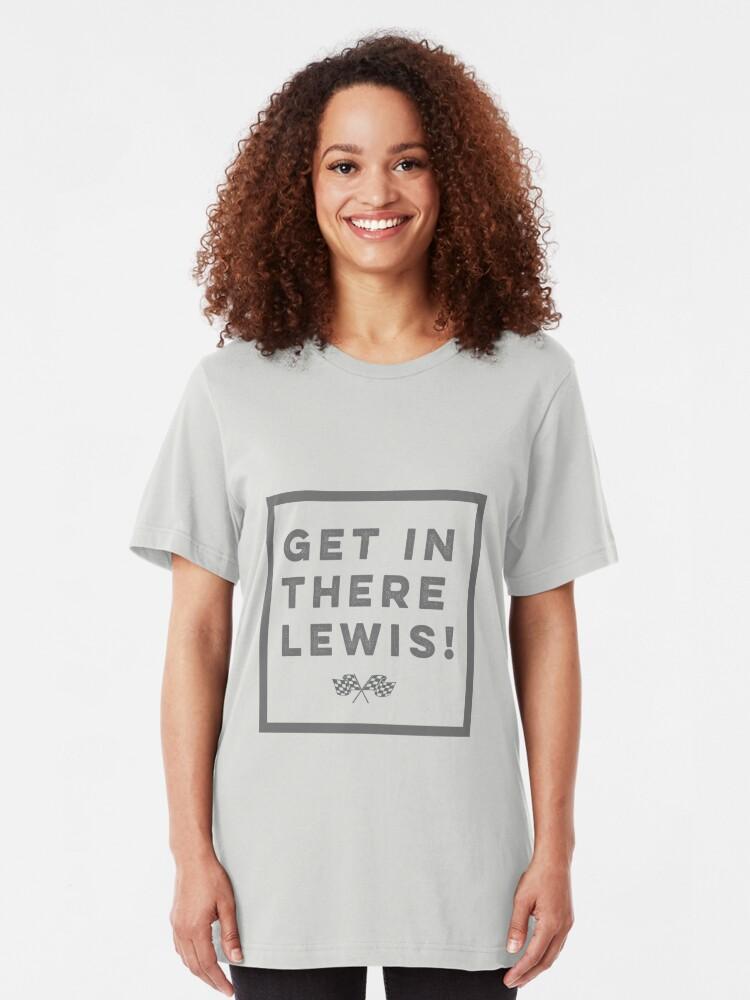 Lewis Hamilton F1 Formula One Racing Quote T-shirt Vest Top Men Women Unisex