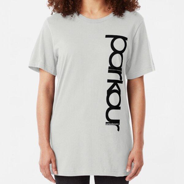 Parkour Slim Fit T-Shirt