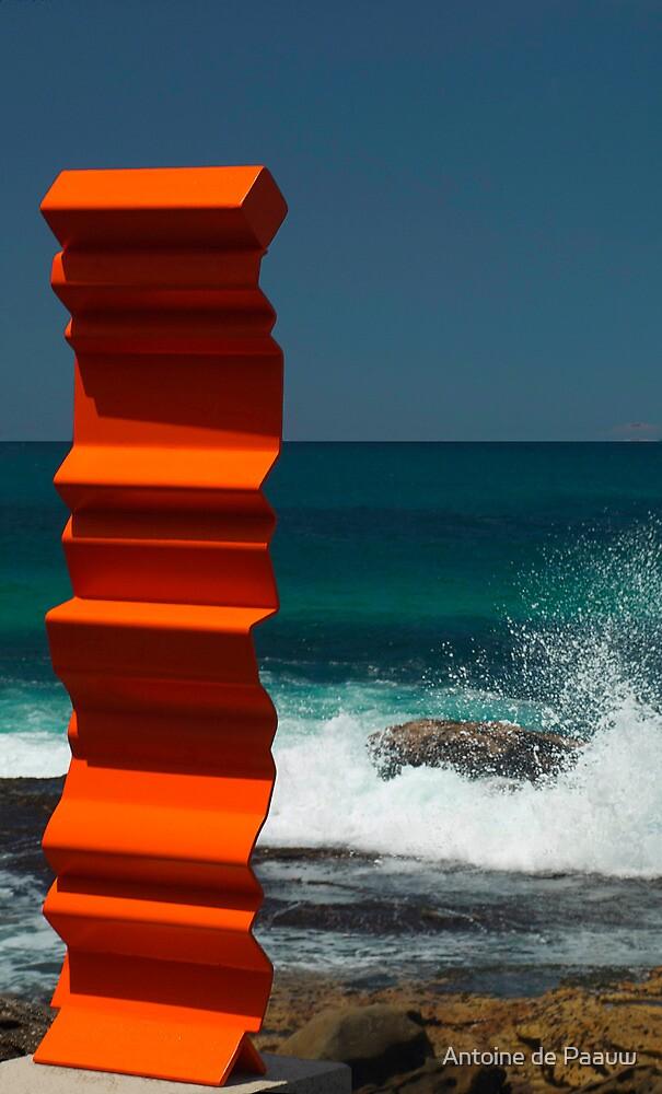 Orange by Antoine de Paauw