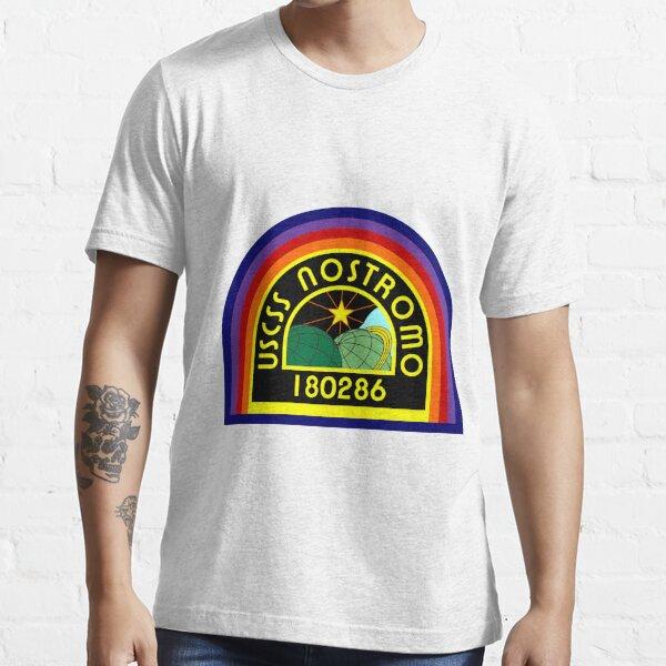 USS NOSTRAMO -ALIENS Essential T-Shirt