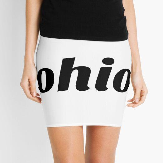 Ohio Pride Mini Skirt