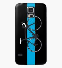 Bike Team Sky (Big - Highlight) Case/Skin for Samsung Galaxy