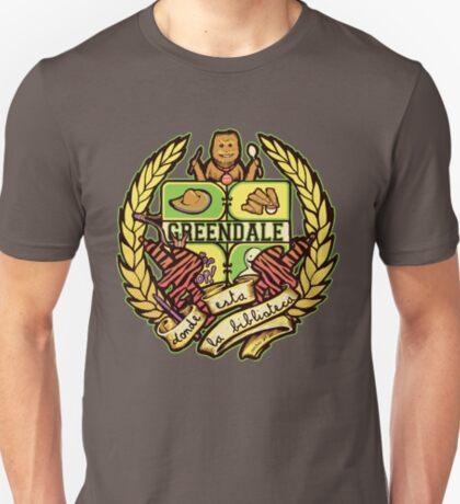 Donde Esta La Biblioteca  T-Shirt