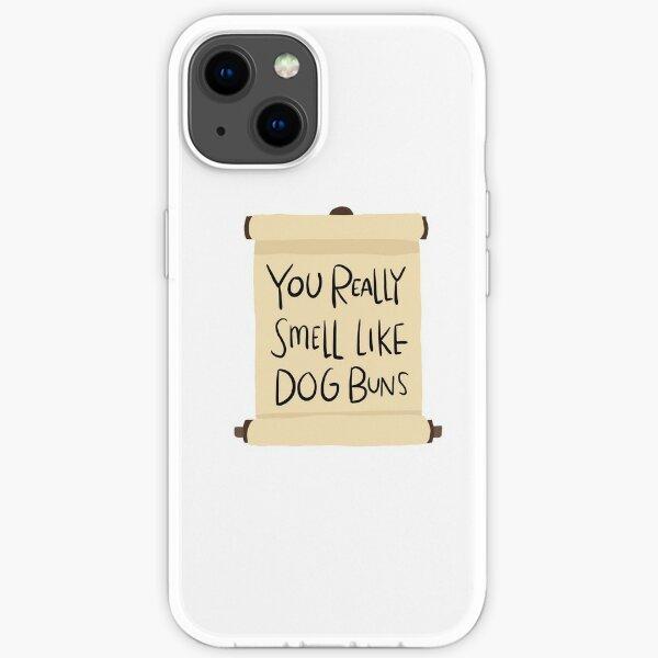 dog buns iPhone Soft Case