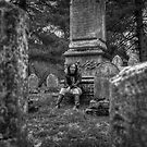 Cemetery Sessions - 6 by Eric Scott Birdwhistell
