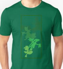 Treecko Evolutionary Chain  Unisex T-Shirt