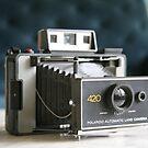 Polaroid Land Camera by LynnEngland