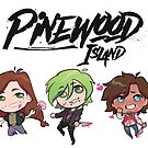 The boys from Pinewood Island by JaimeScribbles