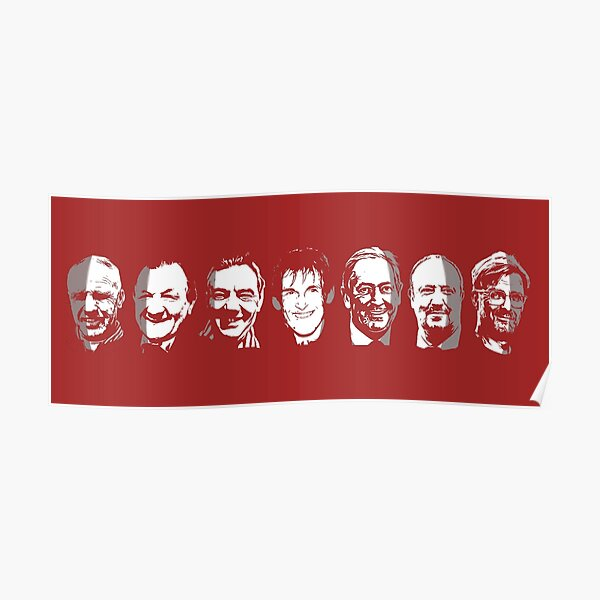 The Architects - Liverpool Managers Poster