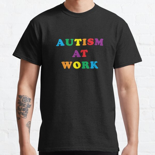 Autism at Work Classic T-Shirt