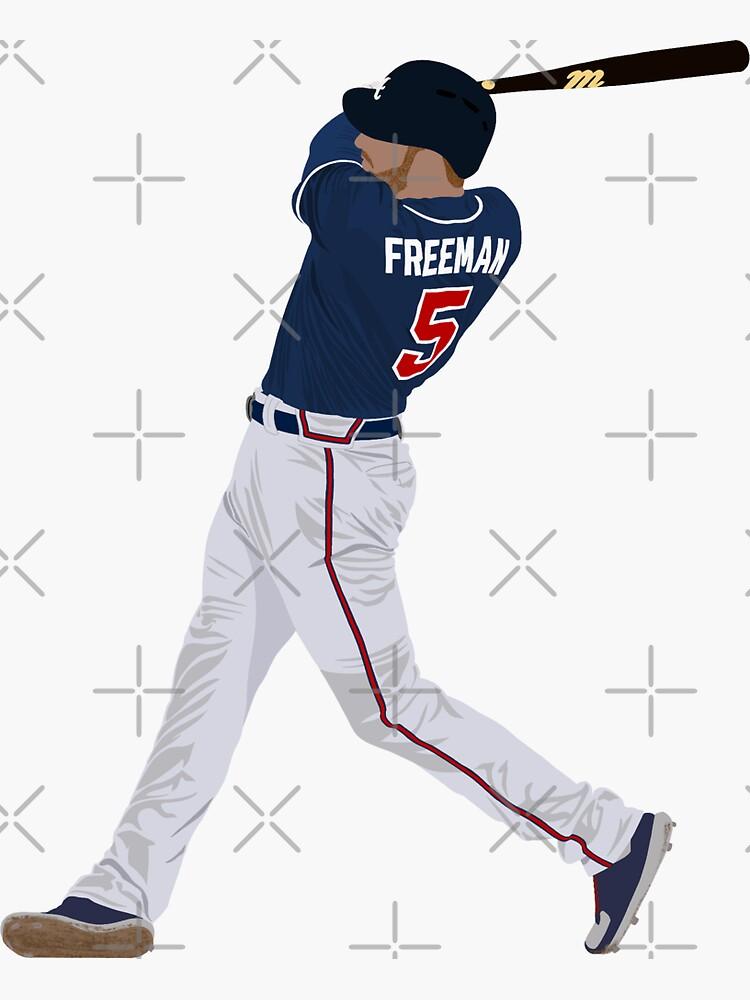 Freddie Freeman de devinobrien