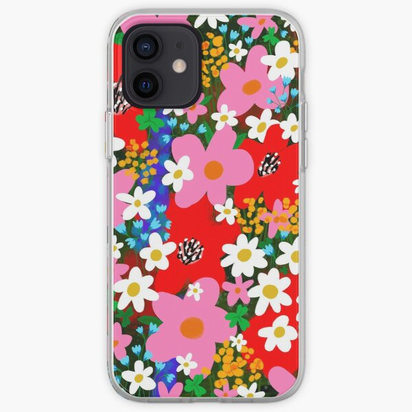 Flower Power! iPhone Soft Case
