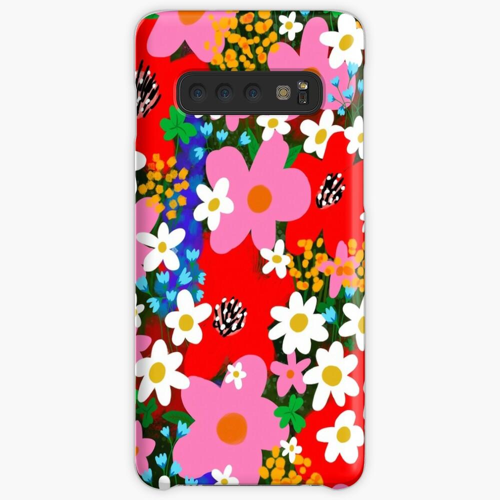 Flower Power! Case & Skin for Samsung Galaxy