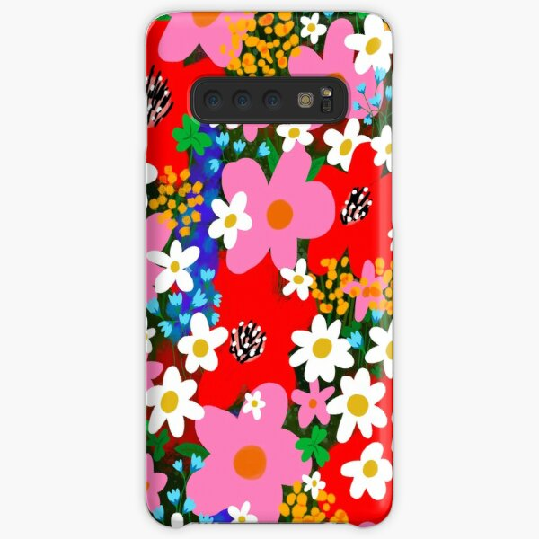Flower Power! Samsung Galaxy Snap Case