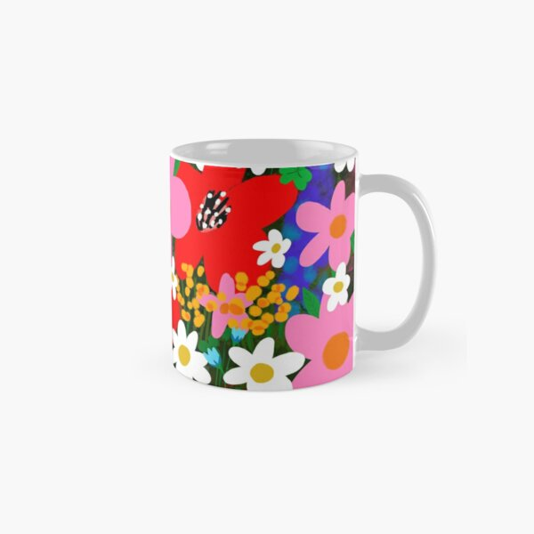 Flower Power! Classic Mug
