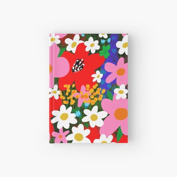 Flower Power! Hardcover Journal