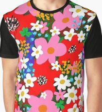 Flower Power! Graphic T-Shirt