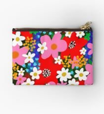 Flower Power! Zipper Pouch