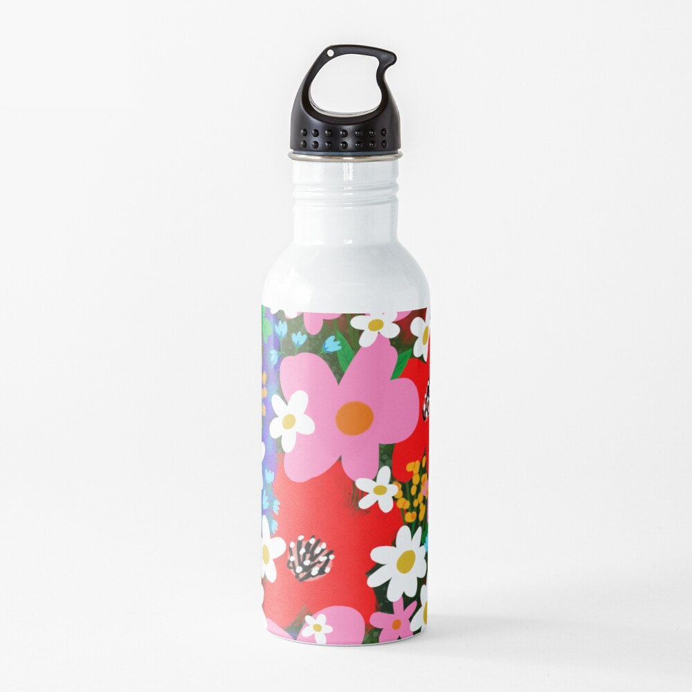 Flower Power! Water Bottle