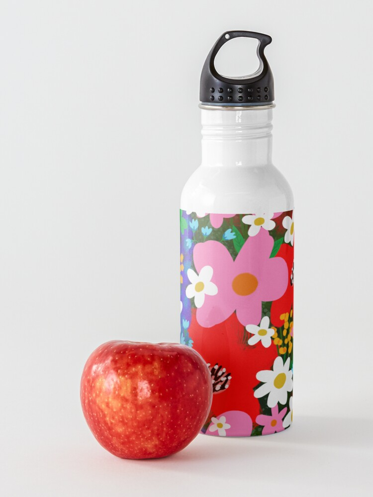 Alternate view of Flower Power! Water Bottle