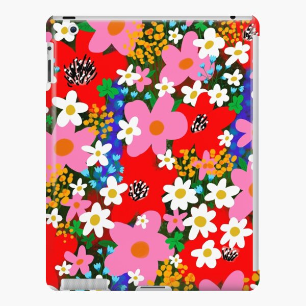Flower Power! iPad Snap Case
