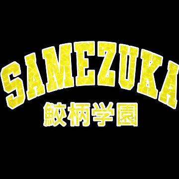Samezuka Academy (鮫柄学園) by athee-fille