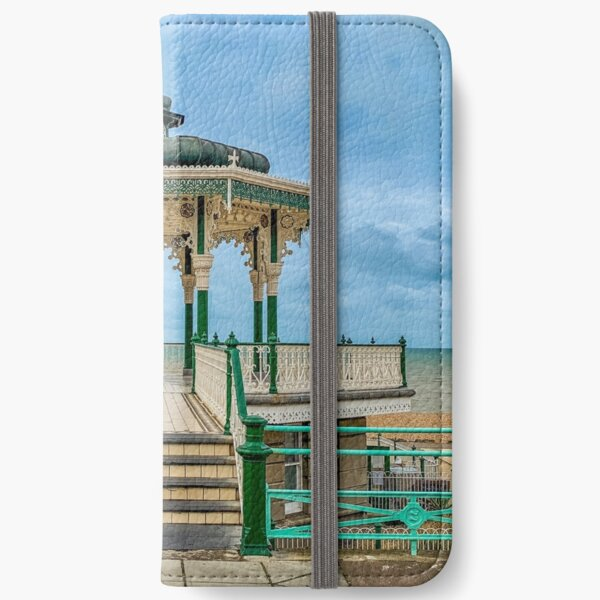 The Bandstand at Brighton iPhone Wallet