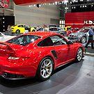 Porsche 997-series 911 GT2 RS by GoldZilla