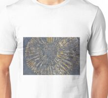 Pyritized Ammonite Unisex T-Shirt