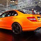 Mercedes Benz C63 AMG by GoldZilla