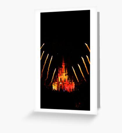 Magical Evening Greeting Card