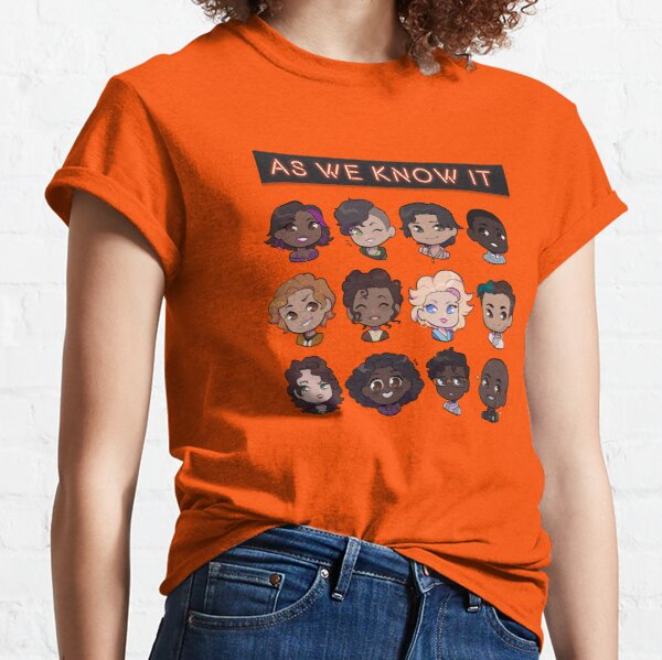 As We Know It Characters Classic T-Shirt