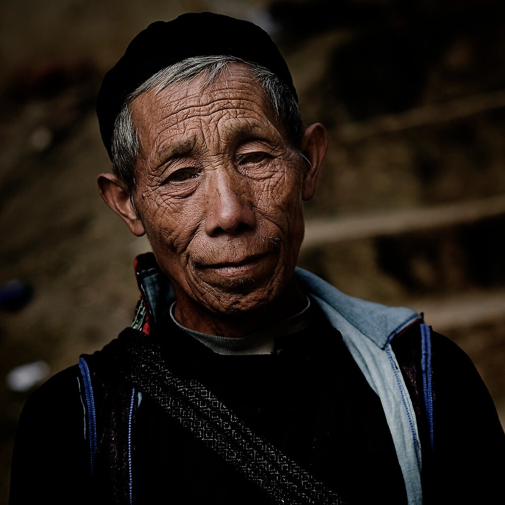 Man from Sapa by Anthony and Kelly Rae