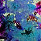 Blue Azaleas by hdettman