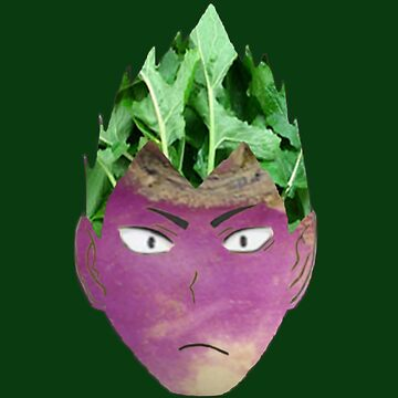 Turnip-kun by athee-fille