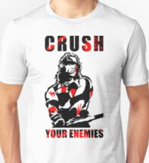 Crush Your Enemies T-Shirt