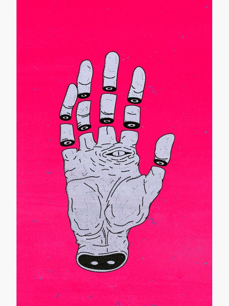 THE HAND OF ANOTHER DESTYNY by MRCLV