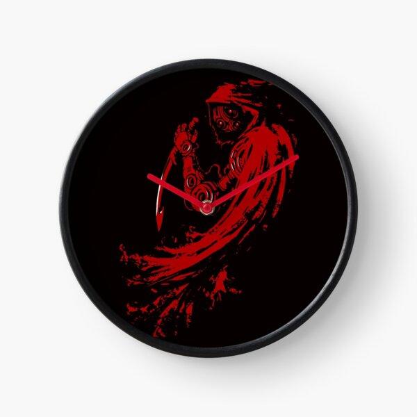 Rogue-Ninja Clock