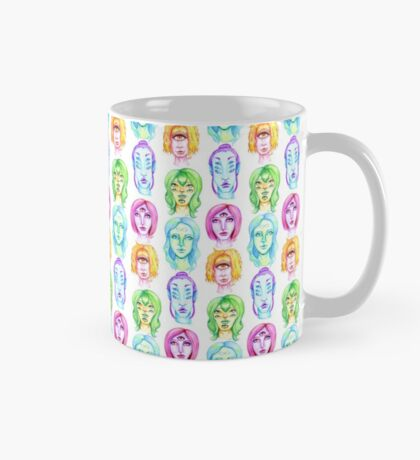 Rainbow of Beautiful Monsters Mug