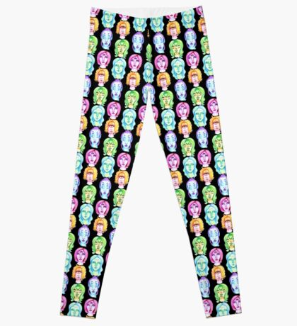 Rainbow of Beautiful Monsters Leggings