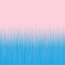 Pink and Blue Horizons  by Leatherwood   Design