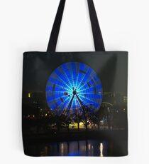 Ferris wheel - Birrarung Marr, Melbourne Tote Bag