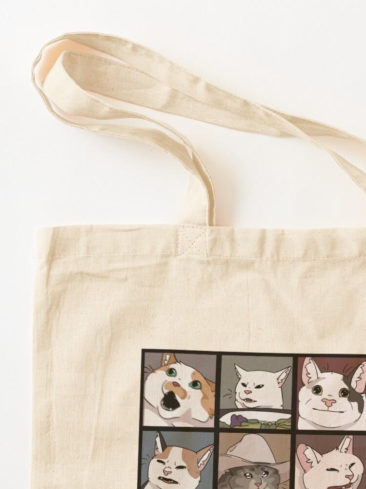 Alternate view of Meme Cats 2.0 Tote Bag