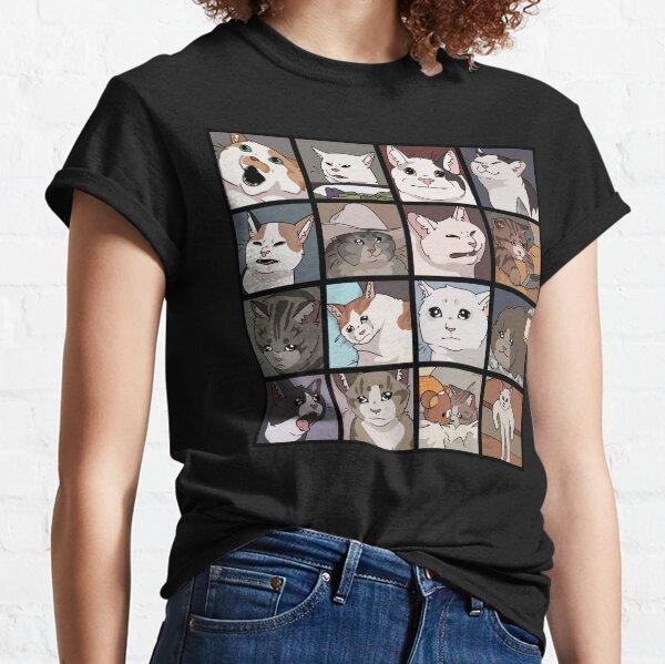 Meme Cats 2.0 T-shirt classique